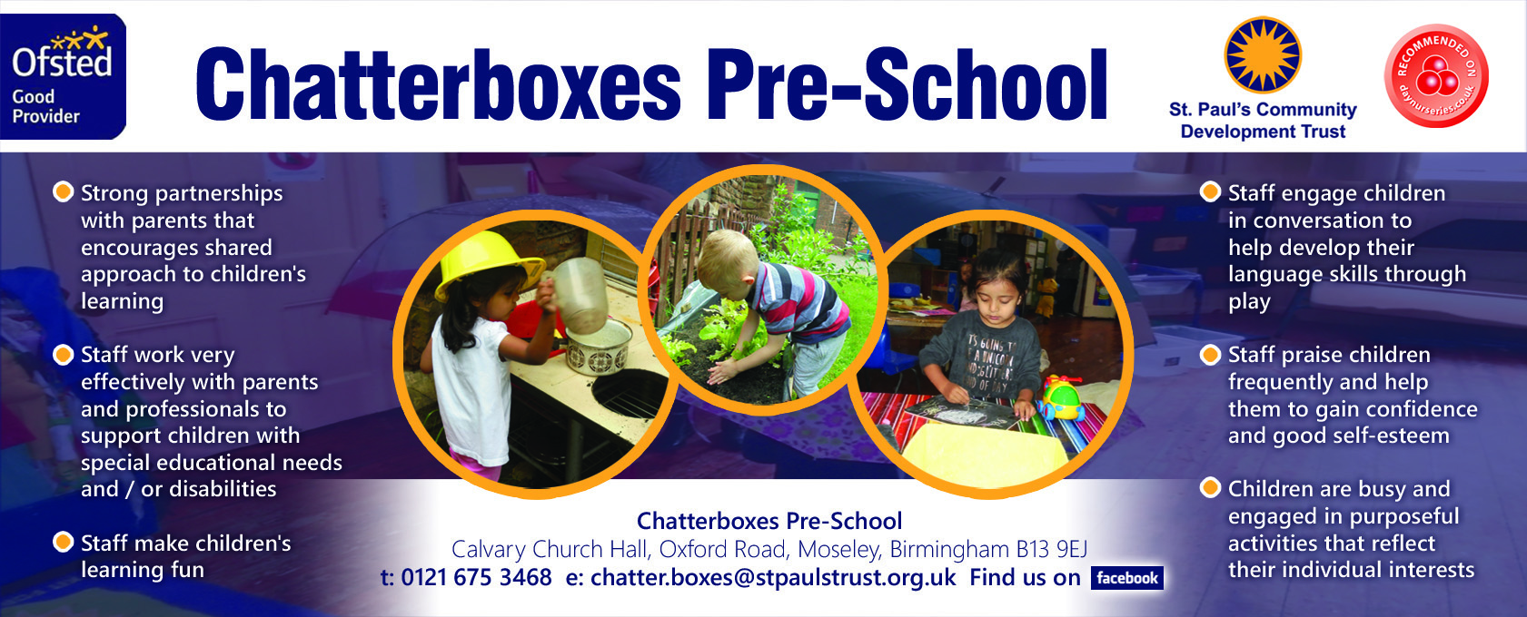 Chatterboxes Banner