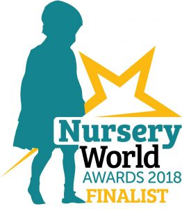 Nursery World Awards Logo 2018
