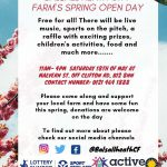 Spring Open Day At The Farm