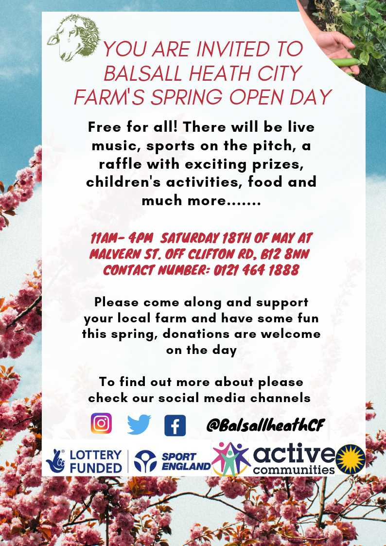 Farm Open Day 18th May 2019