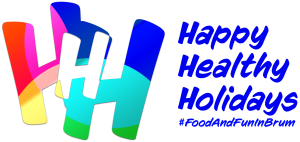 Happy Healthy Holidays Logo
