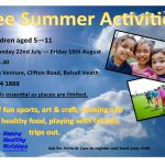 Summer Activities at the Venture